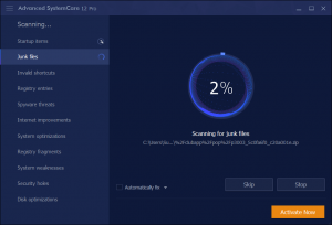 Advanced SystemCare Pro 13.0.2.170 Crack Plus Keygen Download