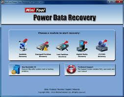 MiniTool Power Data Recovery 8.8 Crack + Keygen Free Download [2020]