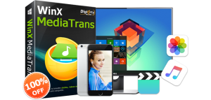 WinX MediaTrans Crack 7.0 License Key Full Free Download