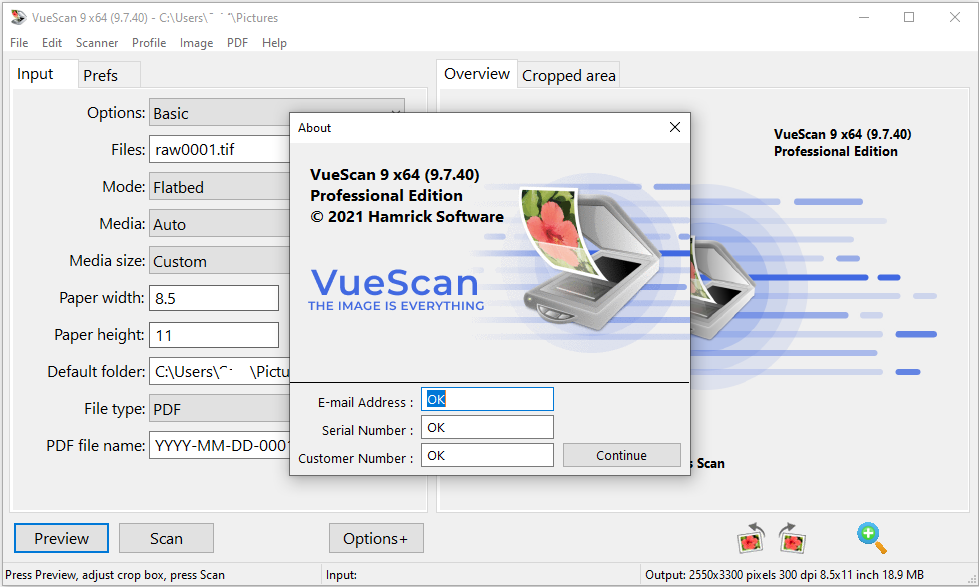 VueScan Pro Crack 9.7.52 Full [2021 Keygen] Download