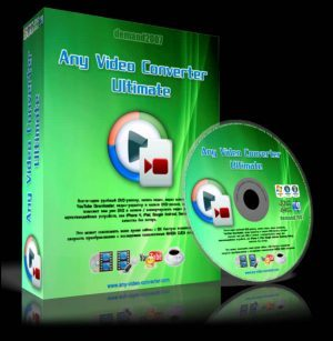 Any Video Converter Ultimate Crack 7.1.1 + Registration Key 2021
