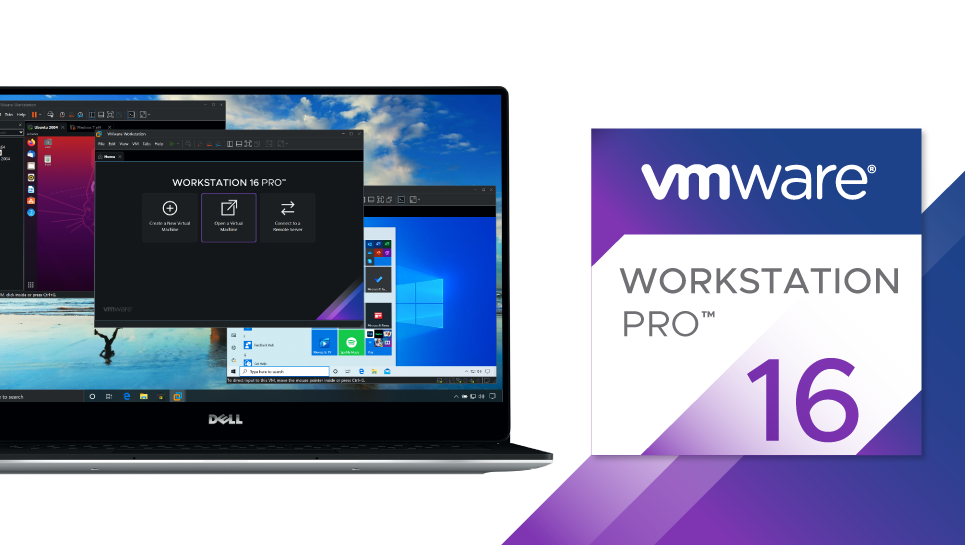 VMWare Workstation Pro Crack 16.1.1 With Serial Key 2021